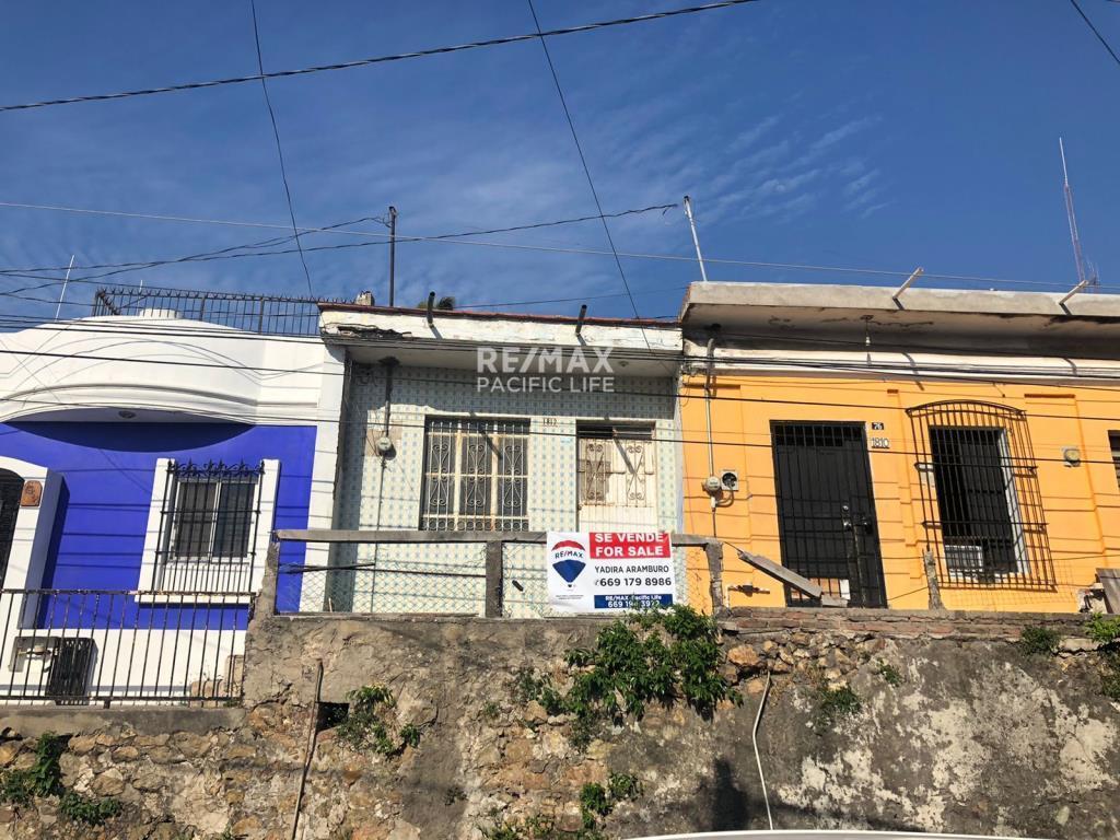 Lot for Sale at El Centro de Mazatlan