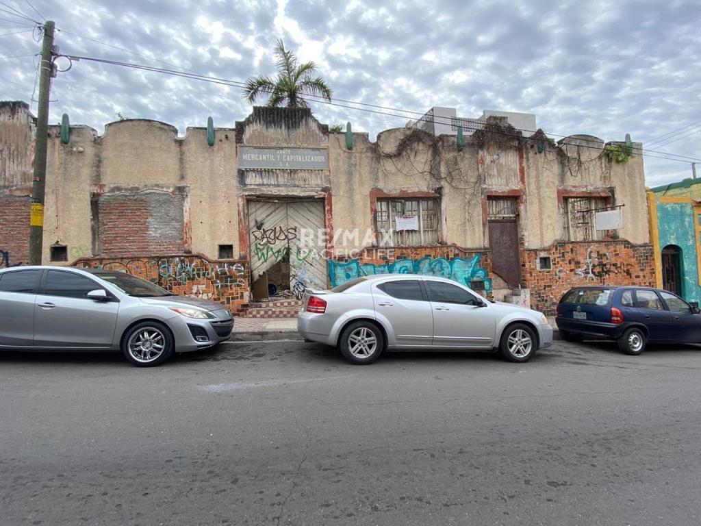 Terreno en venta en El Centro de Mazatlan