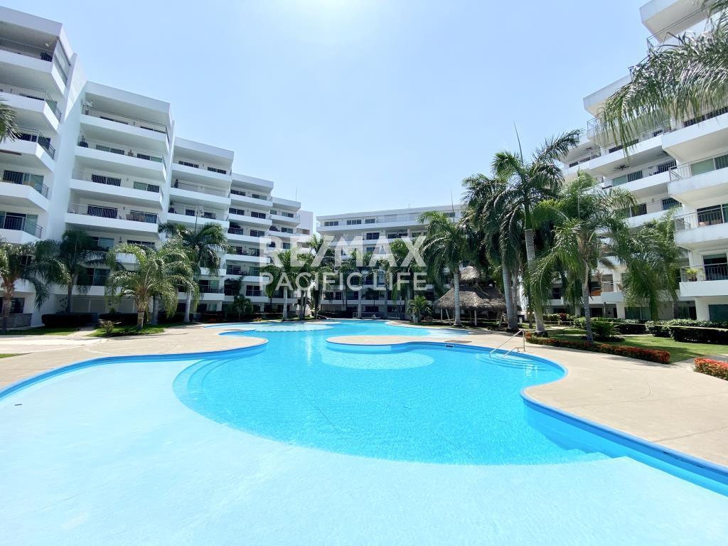 Condominio en renta en Marina Mazatlan
