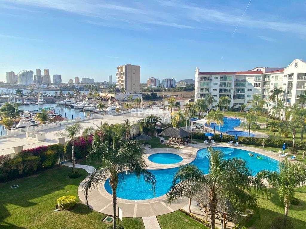 Condominio en venta a Portofino, Marina Mazatlán