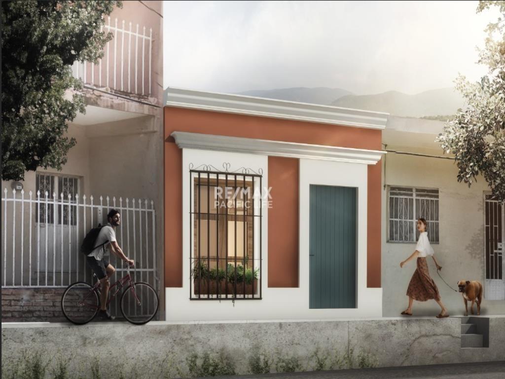 Casa en Venta en El Centro de Mazatlan